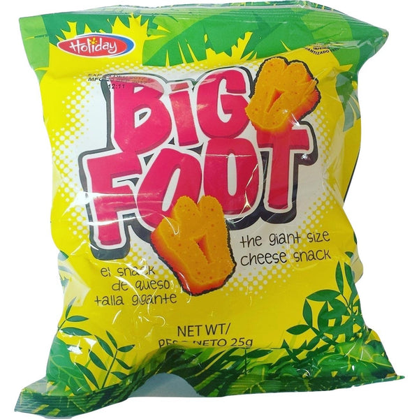 big foot cheese snacks- tastyislandcrate