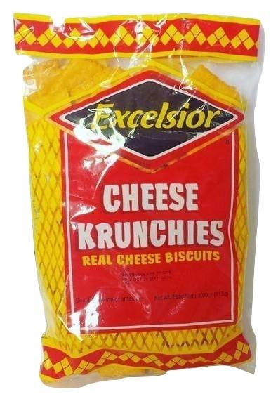 cheese krunchies
