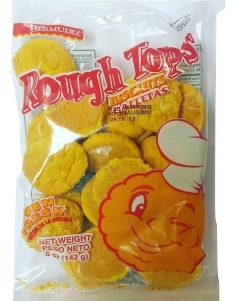 rough tops cookies