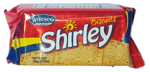 shirley biscuits snack