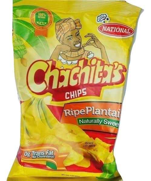 plantain chips snack