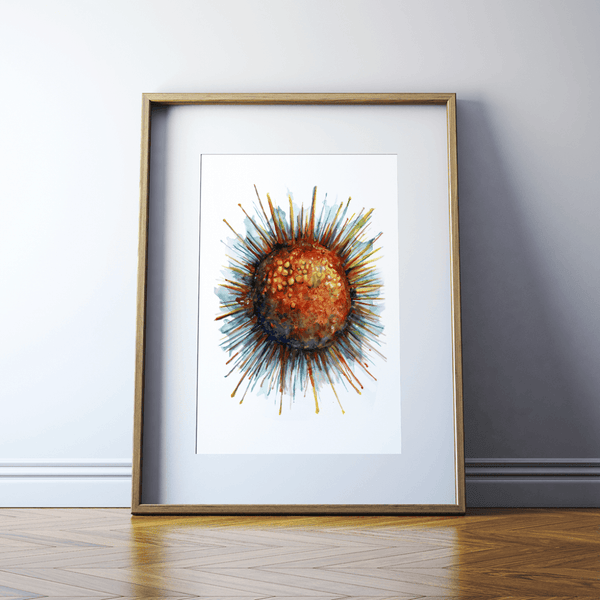 Cancer Cell Print