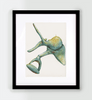 Ossicles Watercolor - Original