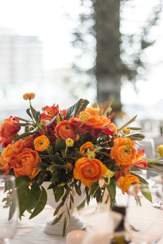flower centrepieces for tables