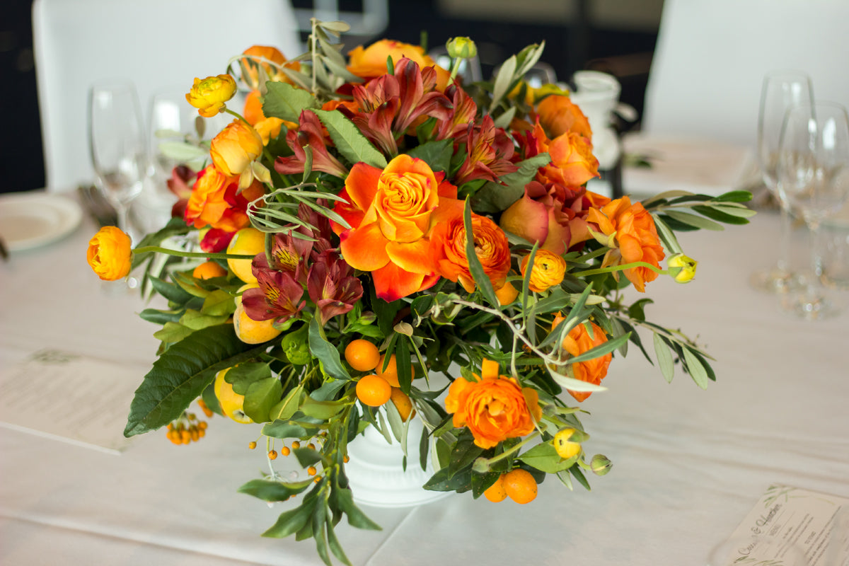 beautiful flower centerpieces for wedding