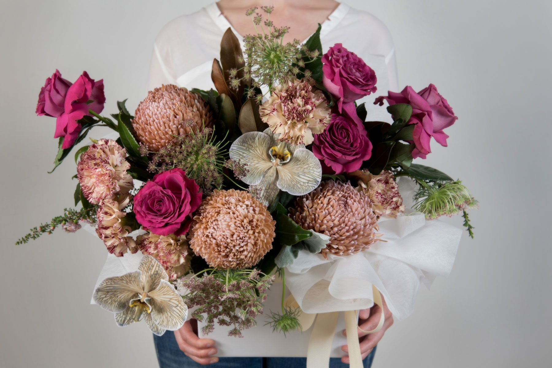 Hamblins Signature Blooms Colourful and Bright