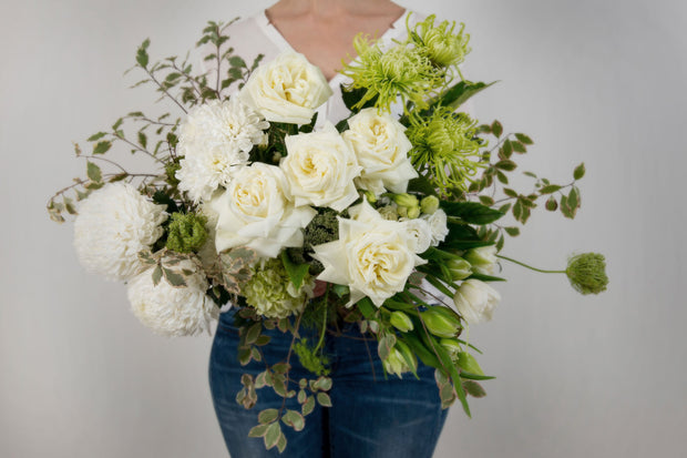 Hamblins Signature Blooms Flower Arrangement