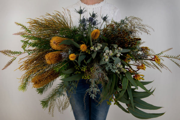 Wild Beauty Blooms Flower Arrangement