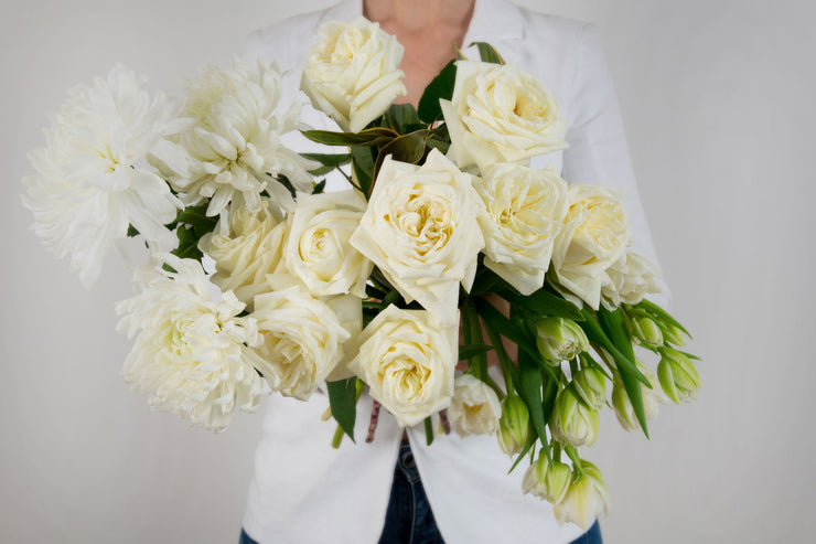 Elegant Blooms Flower Arrangement