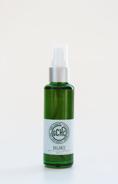 Balance Body Oil - The Great Canadian Hemp Company