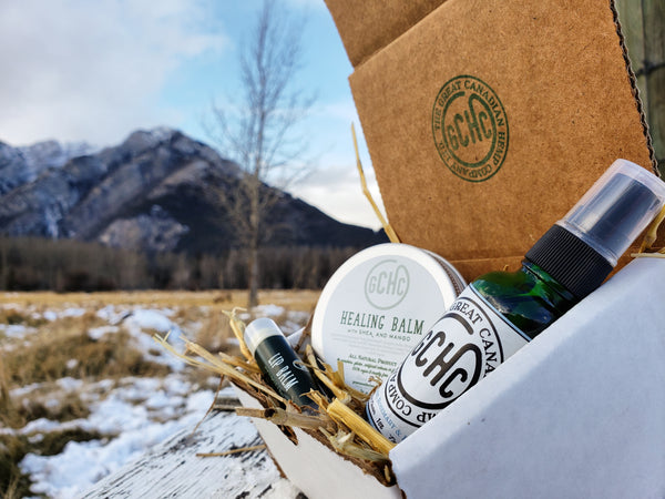 The Banff Box - The Great Canadian Hemp Company