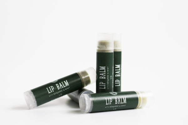 Seaweed & Mint Lip Balm - The Great Canadian Hemp Company