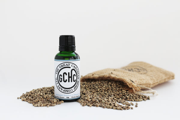 Peppermint, Rosemary & Bergamot - The Great Canadian Hemp Company
