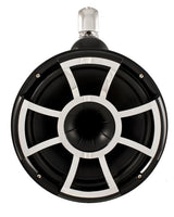 Wet Sounds Rev 10s w/Fixed Mount - Black - Pair