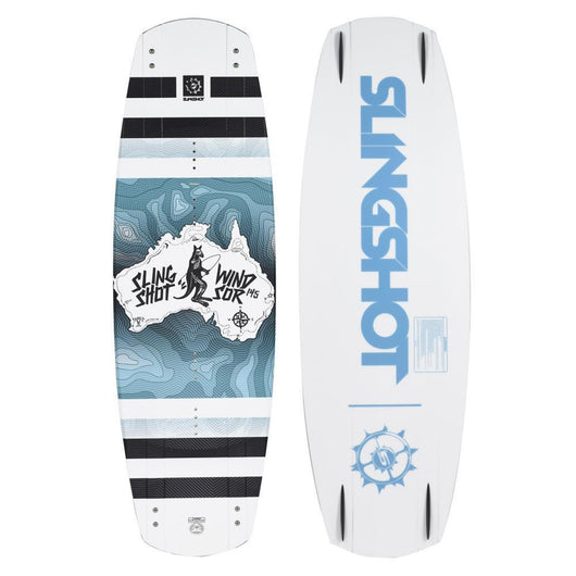 2018 SLINGSHOT WINDSOR WAKEBOARD