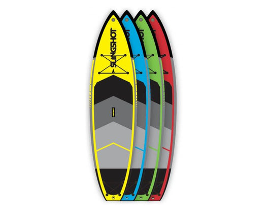 2017 Slingshot  Crossbreed Airtech 11' Inflatable SUP