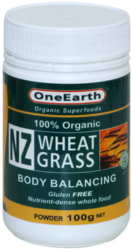 NZ Wheat Grass Powder 100g