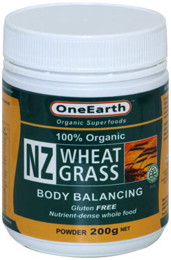 NZ Wheat Grass Powder 200g