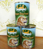Veganpet Dog Canned Food 390g