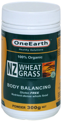 NZ Wheat Grass Powder 300g
