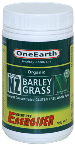 NZ Barley Grass Powder 300g