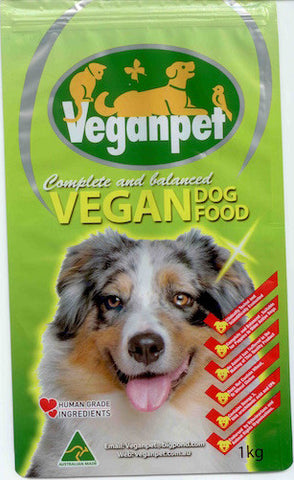 Veganpet Dog Food 1 Kg