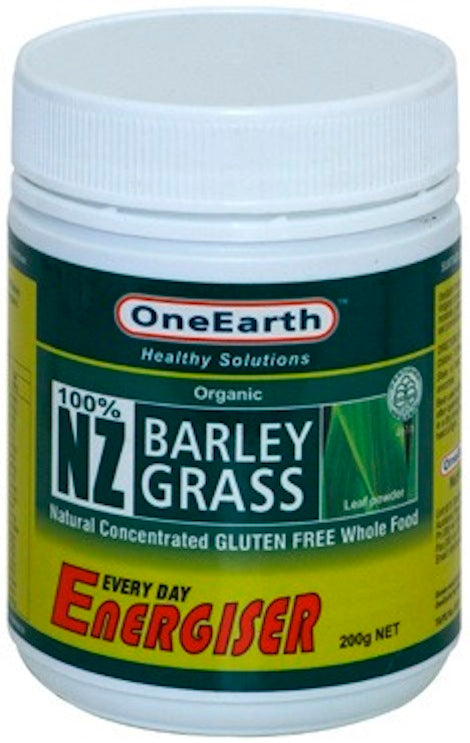 NZ Barley Grass Powder 200g