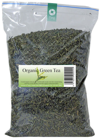 Organic Green Tea 250g bag