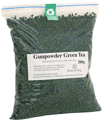 Gunpowder Green Tea 500g