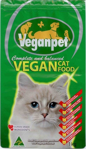 Veganpet Cat Food 1 Kg