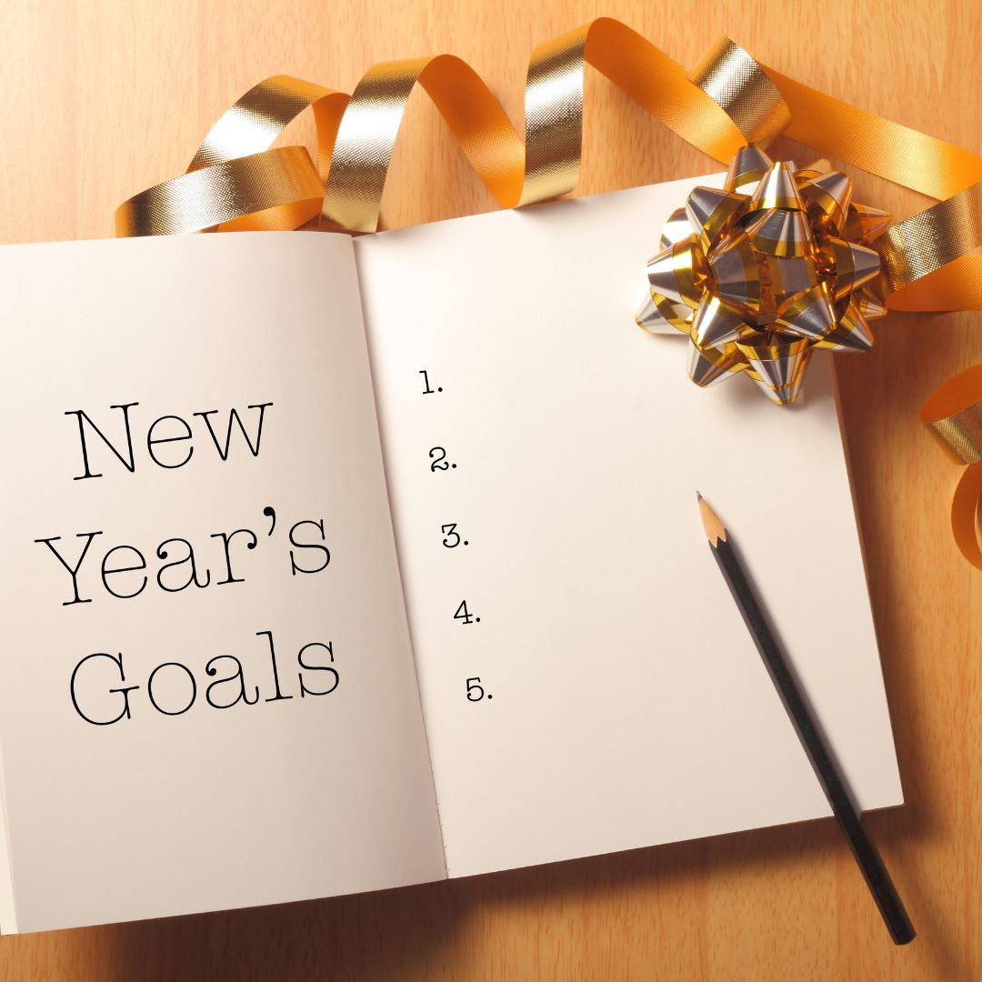Healthy New Year's Resolutions & Goals