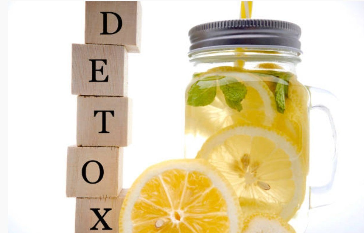 5 Tips For a Healthy and Effective Detox