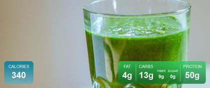 Paleo Green Smoothie Recipe