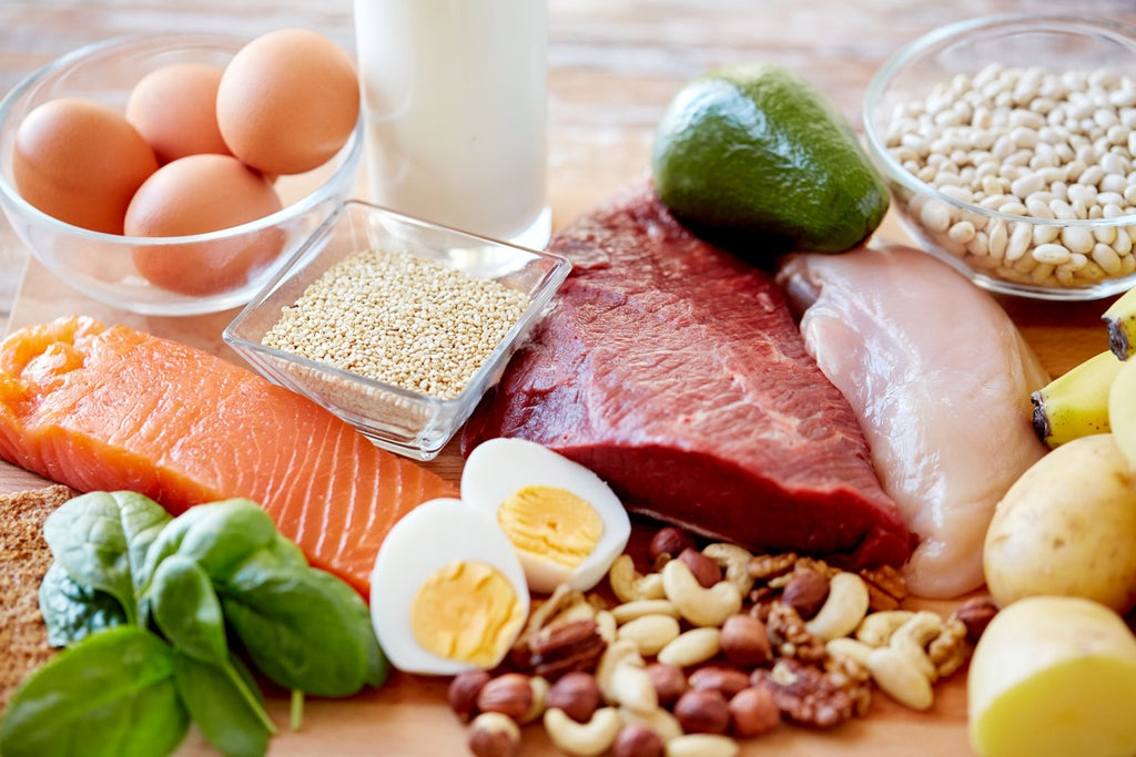 find the perfect amount of protein