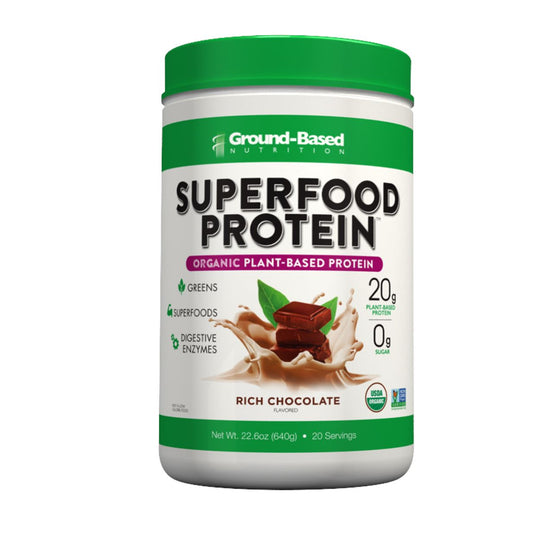 Superfood Protein – 20 Serving Jug (Chocolate)
