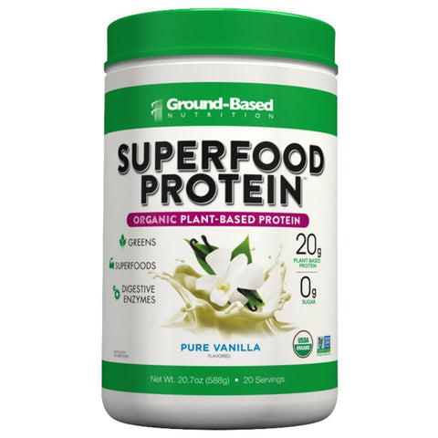 Superfood Protein – 20 Serving Jug (Vanilla)