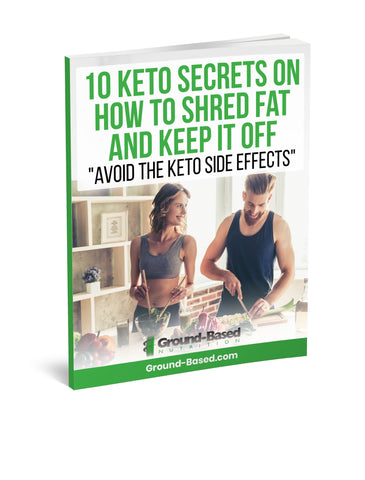 eBook - Keto Secrets on How to Shred Fat and Keep It Off!