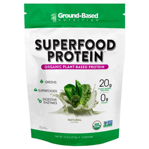 Superfood Protein – 14 Serving Bag (Unflavored)