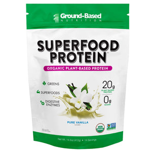 Superfood Protein – 14 Serving Bag (Vanilla)