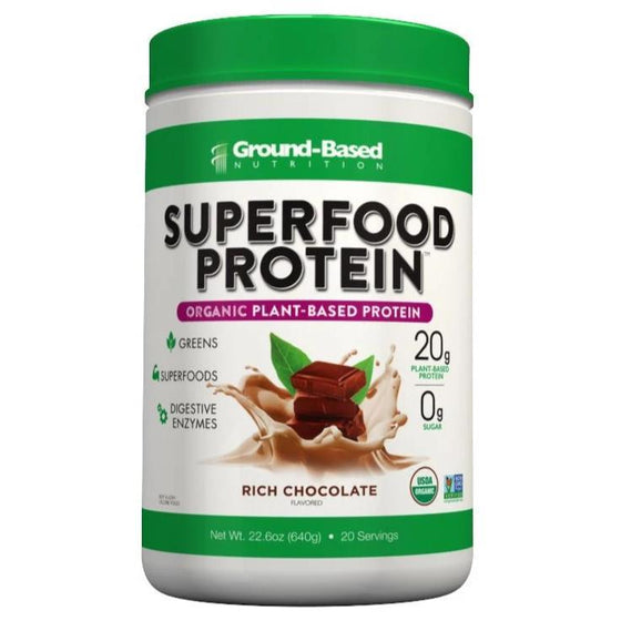 Superfood Protein – 20 Serving Jug