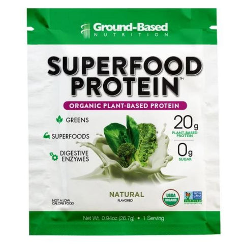 Superfood Protein – Single Serving Packet (Unflavored)