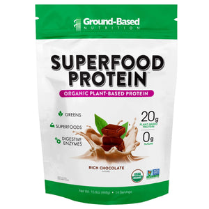 Superfood Protein – 14 Serving Bag (Chocolate)