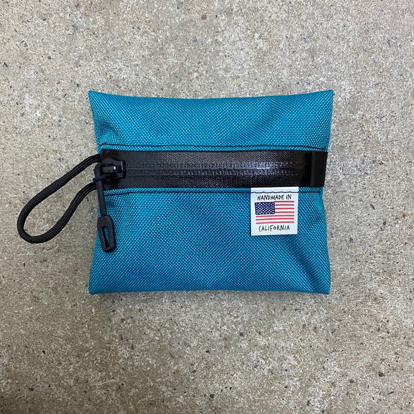 ROAD RUNNER - Goodie Bag Jersey Wallet - Teal
