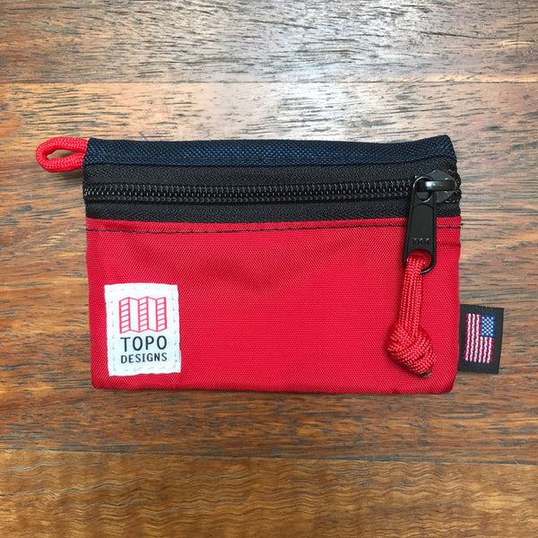TOPO DESIGNS - Accessory Bag - Extra Small