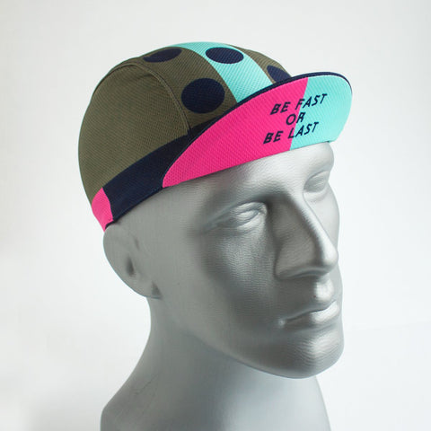 TWIN SIX - Tech Cycling Cap - Leadout