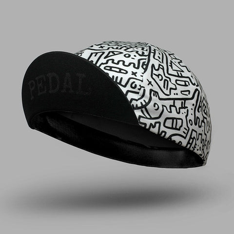 BELLO Cycling Cap - Årne Clothing x Bello Cyclist - Doodle