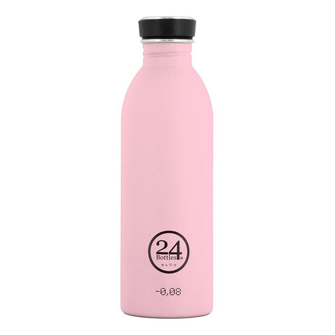 24 BOTTLES URBAN BOTTLE Candy Pink AUSTRALIA