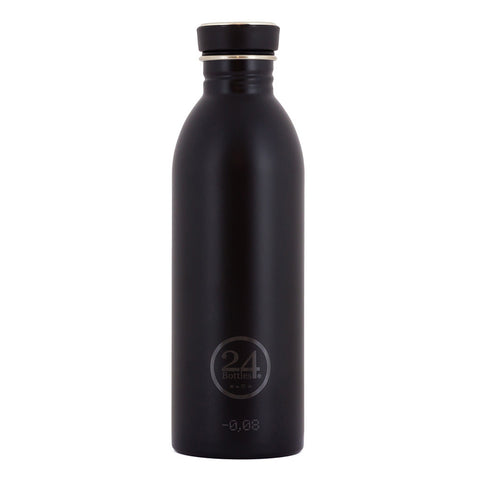 24 BOTTLES URBAN BOTTLE Tuxedo Black AUSTRALIA