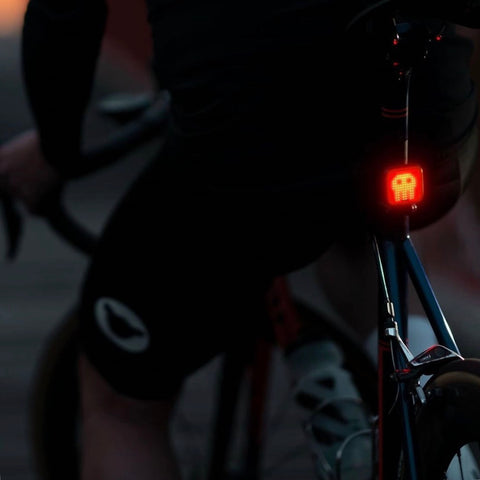 KNOG - Blinder Skull - Rear Light