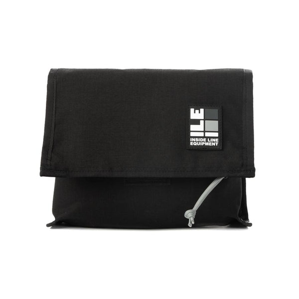 ILE - Aero Bar Bike Bag - Black Cordura